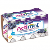 Actimel Blueberry 8-pack
